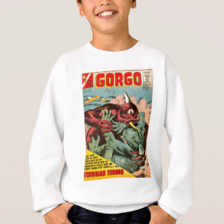 Gorgo et monstre de cyclopes sweatshirt