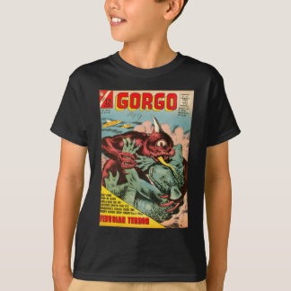Gorgo et monstre de cyclopes t-shirt