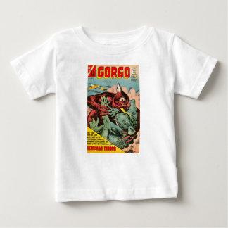 Gorgo et monstre de cyclopes t-shirt pour bébé