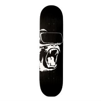 Gorille de VR Skateboard 20 Cm
