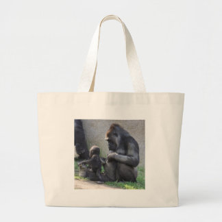 Gorille Grand Tote Bag