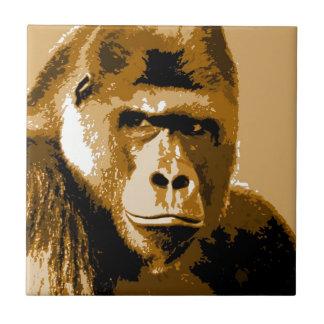 Gorille Petit Carreau Carré
