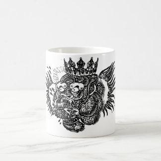 Gorille royal mug