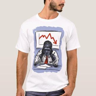 Gorille soumis à une contrainte - T-shirt