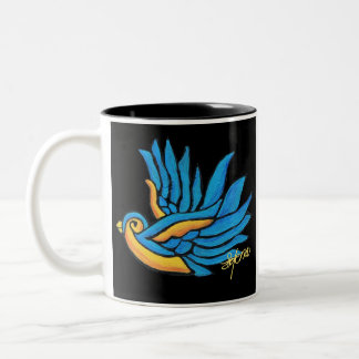 Gorrion Brillante Mug Bicolore