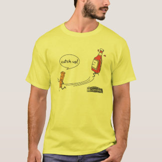 Gorton rattrapent ! T-shirt