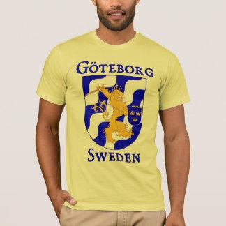 Göteborg (Gothenburg), Suède (Sverige) T-shirt
