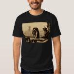 Goule Notre Dame, cru 1912 de Paris France T-shirts