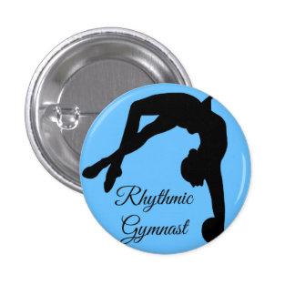 """Goupille """"cadeaux de bouton de gymnastique badges"""
