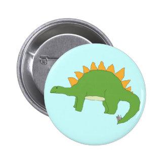 Goupille de Stegosaurus Pin's
