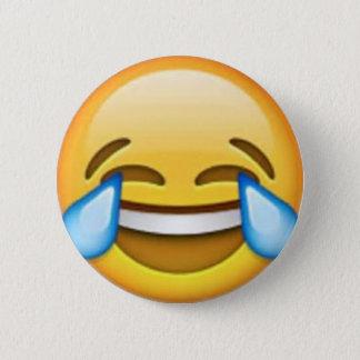 Goupille riante d'emoji pin's