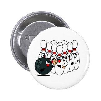 Goupilles de bowling badges