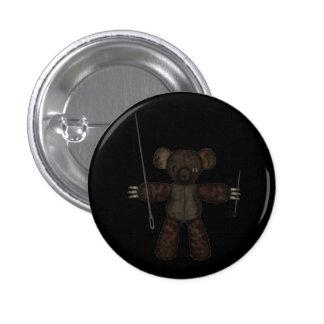 Goupilles et ours des aiguilles 3D Badge Avec Épingle