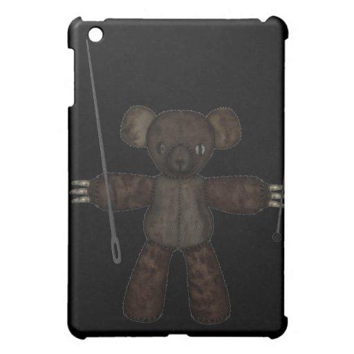 Goupilles et ours des aiguilles 3D Coques iPad Mini