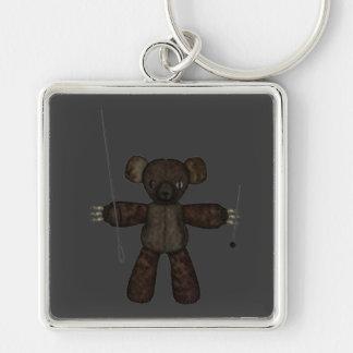 Goupilles et ours des aiguilles 3D Porte-clés