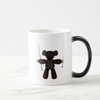 Goupilles et ours des aiguilles 3D Tasse