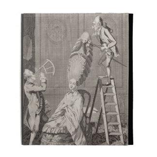 Goût ridicule ou l'absurdité de dames, pub. par coque iPad