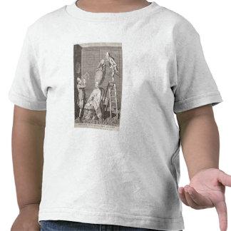Goût ridicule ou l'absurdité de dames, pub. par t-shirts