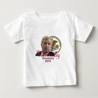 Gouverneur de Chris KENNEDY T-shirt Pour Bébé