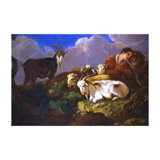 Govert van der Leeuw Shepherds Toiles
