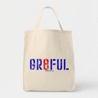 GR8FUL SAC DE TOILE