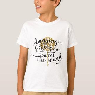 Grâce extraordinaire, combien doux le bruit t-shirt