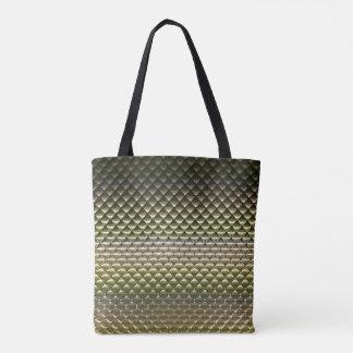 gradient géométrique abstrait de texture de motif sac