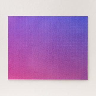 Gradient Purple Réseau Puzzle