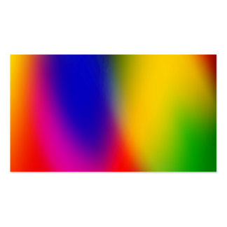 gradients merveilleux 01 colorés carte de visite