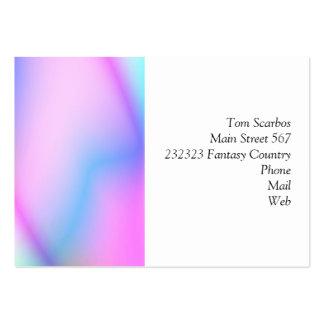 gradients merveilleux 01soft carte de visite grand format