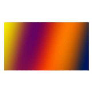 gradients merveilleux 02 modèle de carte de visite