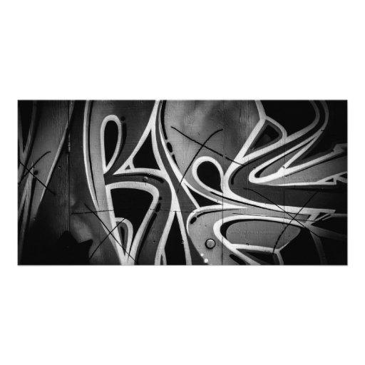 Graffiti (art de rue) Toronto Cartes De Vœux Avec Photo