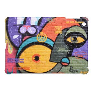 Graffiti d'Amsterdam Coques iPad Mini