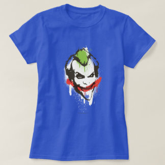 Graffiti de joker t-shirt
