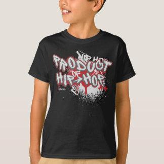 Graffiti d'enfants : Produit de hip hop Streetwear T-shirt
