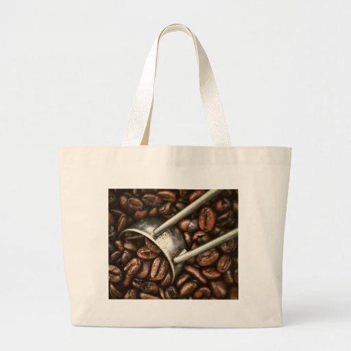 Grain de café sac fourre-tout