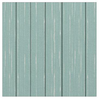 Grain floral en bois de turquoise de tissu