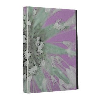 Graines élégantes modernes à la mode de pissenlit  étui iPad folio