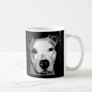 Graines le pitbull mug