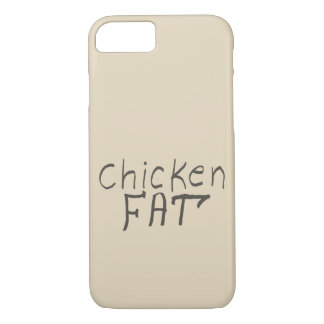 graisse de poulet coque iPhone 7