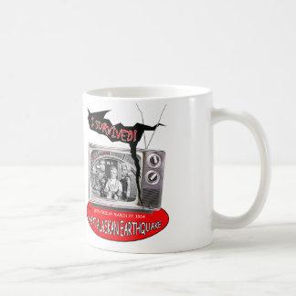 Grand aérolithe d'Alaska XL5 de ~ du tremblement Mug
