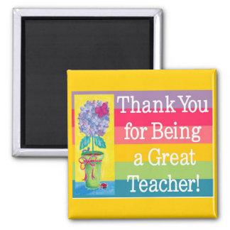 Grand aimant de professeur