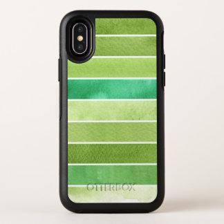 grand arrière - plan vert d'aquarelle - aquarelle