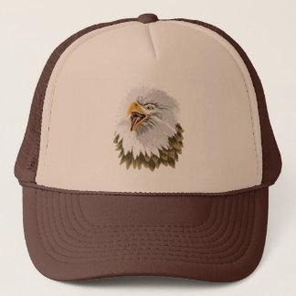 Grand, audacieux casquette principal d'Eagle