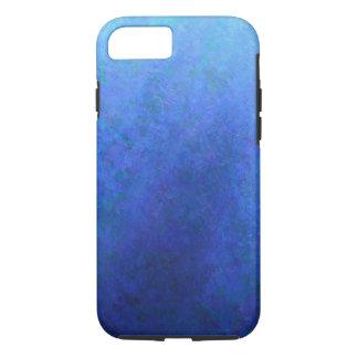 Grand bleu coque iPhone 7