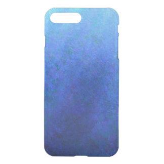 Grand bleu coque iPhone 7 plus