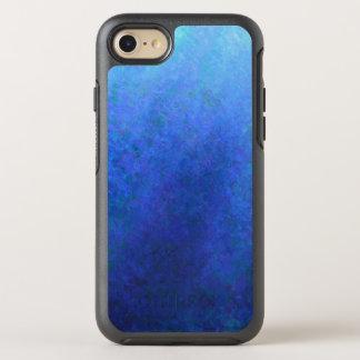 Grand bleu coque otterbox symmetry pour iPhone 7