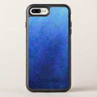 Grand bleu coque otterbox symmetry pour iPhone 7 plus