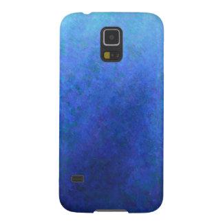 Grand bleu coques galaxy s5