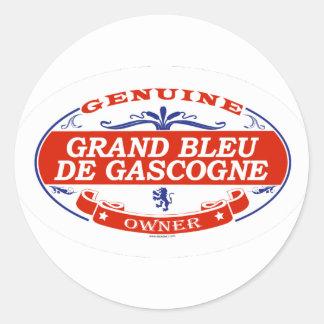 Grand Bleu De Gascogne Autocollants